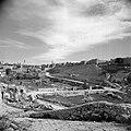 Gezicht op de citadel van Jeruzalem met de Jaffapoort met de toren van David va…, Bestanddeelnr 255-1616.jpg