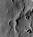 Ghost craters and wrinkle ridges in western Mare Fecunditatis.png