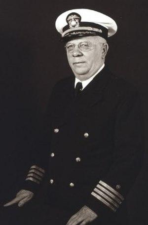 Gilbert T. Rude - Captain Gilbert T. Rude