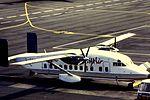 Gill Air SH 330 G-OGIL at NCL (16133138001).jpg