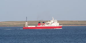 MV Claymore