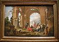 Giovanni paolo panini, la sibilla cumana all'oracolo, 1741 circa.JPG