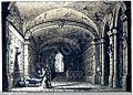 Giulio Quaglio (III) Zwei Mönche in einer Klostergruft 1788.jpg