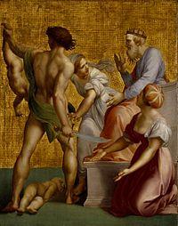 Giuseppe Cades Judgment of Solomon