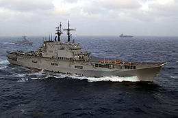 Giuseppe Garibaldi (551) underway in the Atlantic Ocean.jpg