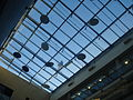 Glass ceiling in Mare building1.JPG