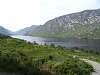 Glenveagh National Park - Lough Gleann.JPG