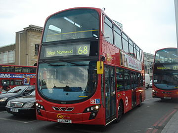 Go Ahead London Bus route 68.jpg