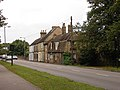 Godmanchester - old cottages alongside The Avenue - geograph.org.uk - 1020666.jpg