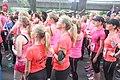 Goede zelfcontrole tijdens hardlopen is belangrijk Ladiesrun 2015.jpg