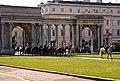 Going back to Barracks - geograph.org.uk - 1542771.jpg