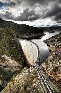 Hydro Tasmania hydro electricity developer, and electricity provider in Tasmania, Australia