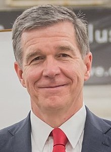 Governor Roy Cooper with NC Transportation (cropped).jpg