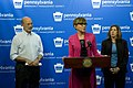 Governor Wolf and PEMA Director Rick Flinn Give Briefing on Hurricane Joaquin (21682351758).jpg