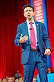 Governor of Louisiana Bobby Jindal at CPAC 2015 by Michael S. Vadon 15.jpg