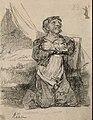 Goya - He's Saying His Prayers, Between 1824 and 1828.jpg