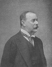Graf Béla Széchenyi der neue ungarische Kronhüter 1900 Eduard Ellinger.jpg
