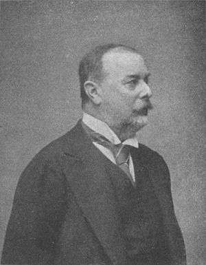 Mount Gongga - Image: Graf Béla Széchenyi der neue ungarische Kronhüter 1900 Eduard Ellinger