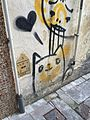 Graffiti along Shing Wong Street, Hong Kong - 20151206-01.jpg
