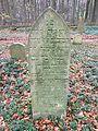 Graffsteen op'n Jöödschen Karkhoff Cuxhoben 14.jpg