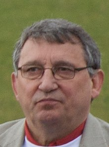 Graham Taylor in 2010