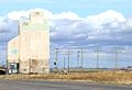 Grain elevator on the Fort Hall Indian Reservation in southeastern Idaho.jpg