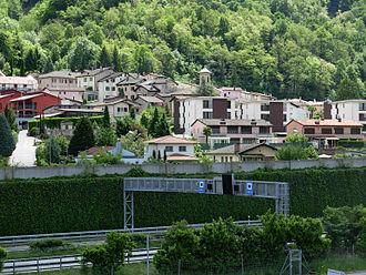 Grancia - The village Grancia