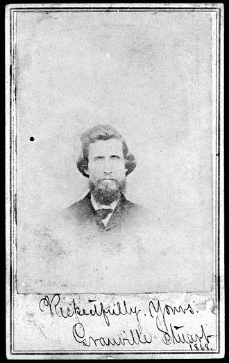 Granville Stuart - Granville Stuart, 1868