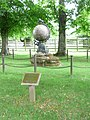 Grave and memorial to John Victor Aspinall in Howletts Wild Animal Park 4.jpg
