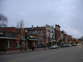 Grayslake, Illinois downtown.jpg