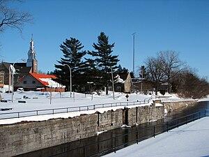 Grenville, Quebec - Grenville Canal