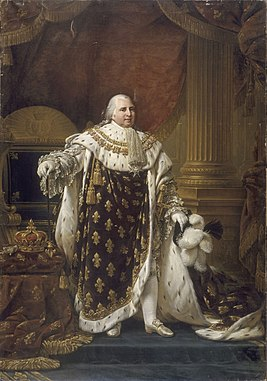 Gros - Louis XVIII of France in Coronation Robes.jpg