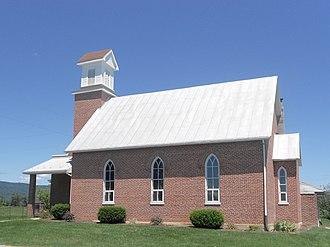 Upper Mifflin Township, Cumberland County, Pennsylvania - Guisetown Bethany Church