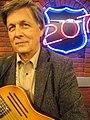 "Guitarist John Rankin on local NBC magazine TV show ""207"".jpg"