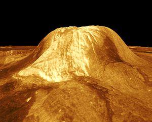 Gula Mons - Image: Gula Mons 3D