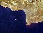 Gulf of Messara satellite picture.jpg