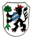 Coat of arms of Gundelfingen an der Donau