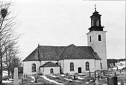 Gunnar-skovs kirke 1922.
