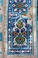Gur-e Amir - Exterior views 92 detail.JPG