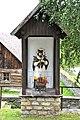 Gurk Pisweger Straße Figurenbildstock hl. Johannes Nepomuk 03092012 7150.jpg