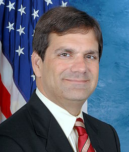Gus Bilirakis, official 110th Congress photo 2.jpg