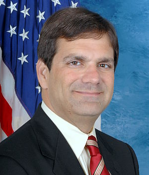 Gus Bilirakis - Image: Gus Bilirakis, official 110th Congress photo 2