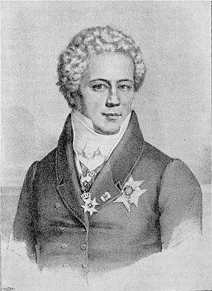 Gustaf af Wetterstedt - Image: Gustaf af Wetterstedt (from Hildebrand, Sveriges historia)