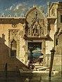 Gustav Adolf Hahn - Venezianische Architektur 1856.jpg