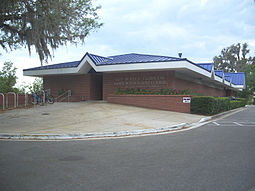 Guy Bostick Clubhouse Gville UF Bostic clubhouse01.jpg