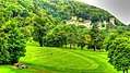 Gwrych Castle from Golf course balcony.jpg