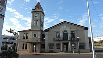 Gympie Town Hall - Gympie Town Hall, 2015