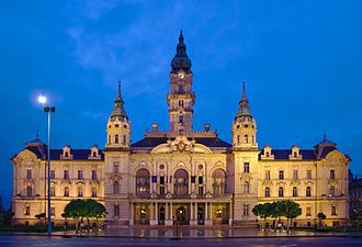Győr - Town Hall