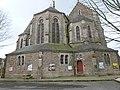 Hénon-Chevet de l'église.jpg