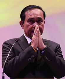 H.E. General Prayut Chan-o-cha, Prime Minister, Kingdom of Thailand (34148528741) cropped.jpg
